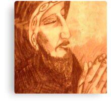 Holy Smokes Canvas Print