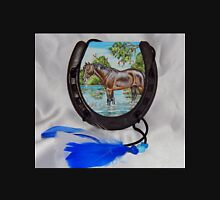 The Horse IN His Shoe Unisex T-Shirt