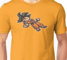 Isometric Gamer - Son-Goku (DBZ) Unisex T-Shirt