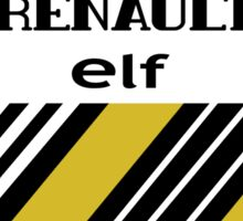 Retro Jerseys Collection - Renault Sticker
