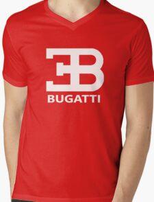 Bugatti  Mens V-Neck T-Shirt