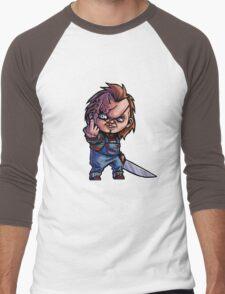 The Killer Doll Men's Baseball ¾ T-Shirt