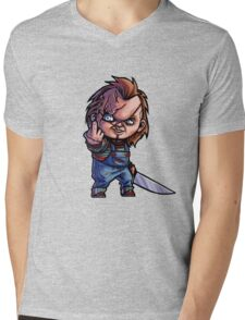 The Killer Doll Mens V-Neck T-Shirt