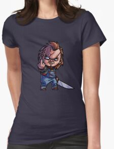 The Killer Doll Womens Fitted T-Shirt