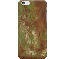 Green Rust iPhone Case/Skin