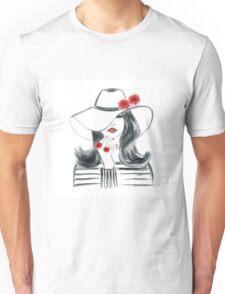 Fashion girl Unisex T-Shirt