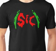Richy (Sic) [Christmas Red and Green] Unisex T-Shirt