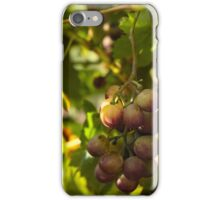 Shy Grapes iPhone Case/Skin