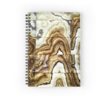 Granite Texture  Spiral Notebook