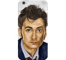 Need a Doctor? Say Ten! (Doctor Who) iPhone Case/Skin