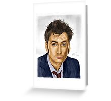 Need a Doctor? Say Ten! (Doctor Who) Greeting Card