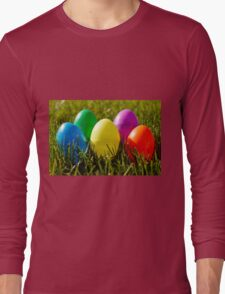 Egg Hunt Long Sleeve T-Shirt