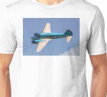 Avro XIX Srs.2 G-AHKX Unisex T-Shirt