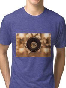 Through the lens Tri-blend T-Shirt