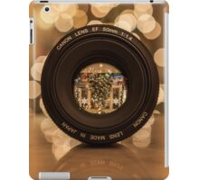 Through the lens iPad Case/Skin
