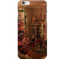 Home for the holidays iPhone Case/Skin