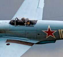 New-build Yakovlev Yak-3UA D-FJAK Sticker