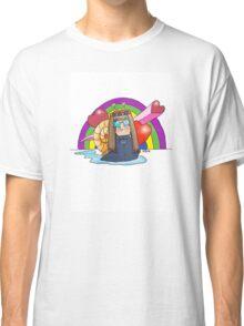 The Love Snail Classic T-Shirt