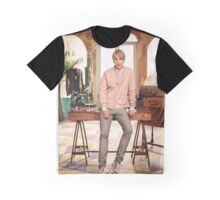 Himchan Carnival Print Graphic T-Shirt