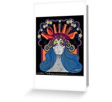 FOLLIES. Greeting Card