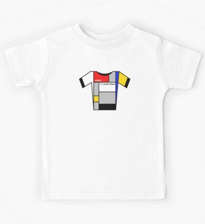 Retro Jerseys Collection - La Vie Claire Kids Tee