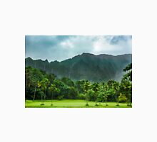 Waterfalls from the Koolau Mountains Unisex T-Shirt