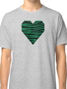 0092 Cadmium Green Tiger Classic T-Shirt