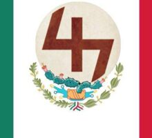 Mexican Pro Era Flag Sticker