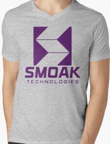 Smoak Technologies - Star City 2046 Mens V-Neck T-Shirt