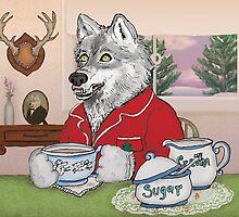 Mr. Wolf's Coffee  by Kim  Harris