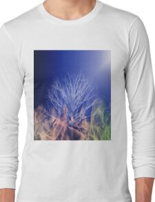 The Burning Tree Long Sleeve T-Shirt