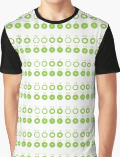 F-Stops-Green Graphic T-Shirt