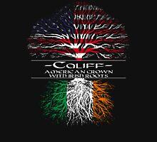 Califf - American Grown with Irish Roots T-Shirt