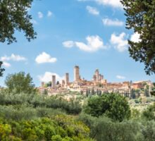San Gimignano! Sticker