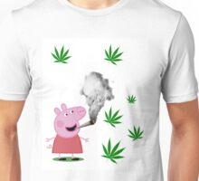 Peppa Pig 420 Unisex T-Shirt