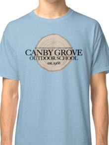 Canby Grove Outdoor School (fcb) Classic T-Shirt
