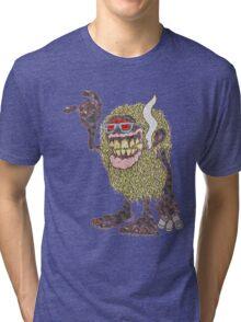 Suh, Dude (Blue) Tri-blend T-Shirt