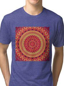 Mandala 6 Tri-blend T-Shirt