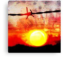 Land of Memory Canvas Print