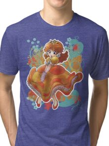 Princess Daisy T-shirt Tri-blend T-Shirt