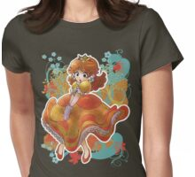 Princess Daisy T-shirt Womens Fitted T-Shirt