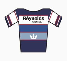 Retro Jerseys Collection - Reynolds Baby Tee