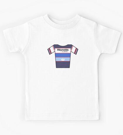 Retro Jerseys Collection - Reynolds Kids Tee