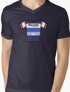 Retro Jerseys Collection - Reynolds Mens V-Neck T-Shirt