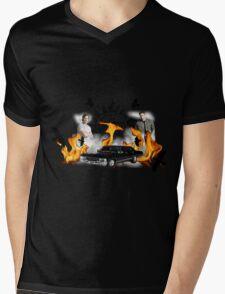 supernatural 10 Mens V-Neck T-Shirt