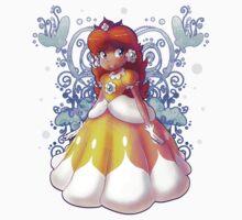 Classic Princess Daisy One Piece - Short Sleeve