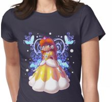 Classic Princess Daisy Womens Fitted T-Shirt