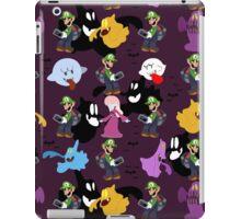Luigi's Mansion Pattern iPad Case/Skin