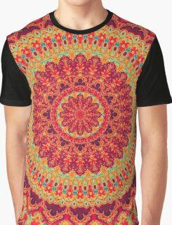 Mandala 6 Graphic T-Shirt