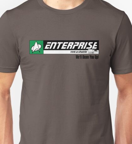Enterprise Rent-A-Shuttle Unisex T-Shirt